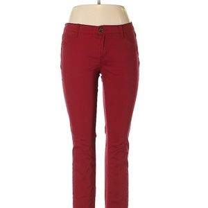 Buffalo Red Skinny Jean's mid rise stretch 28
